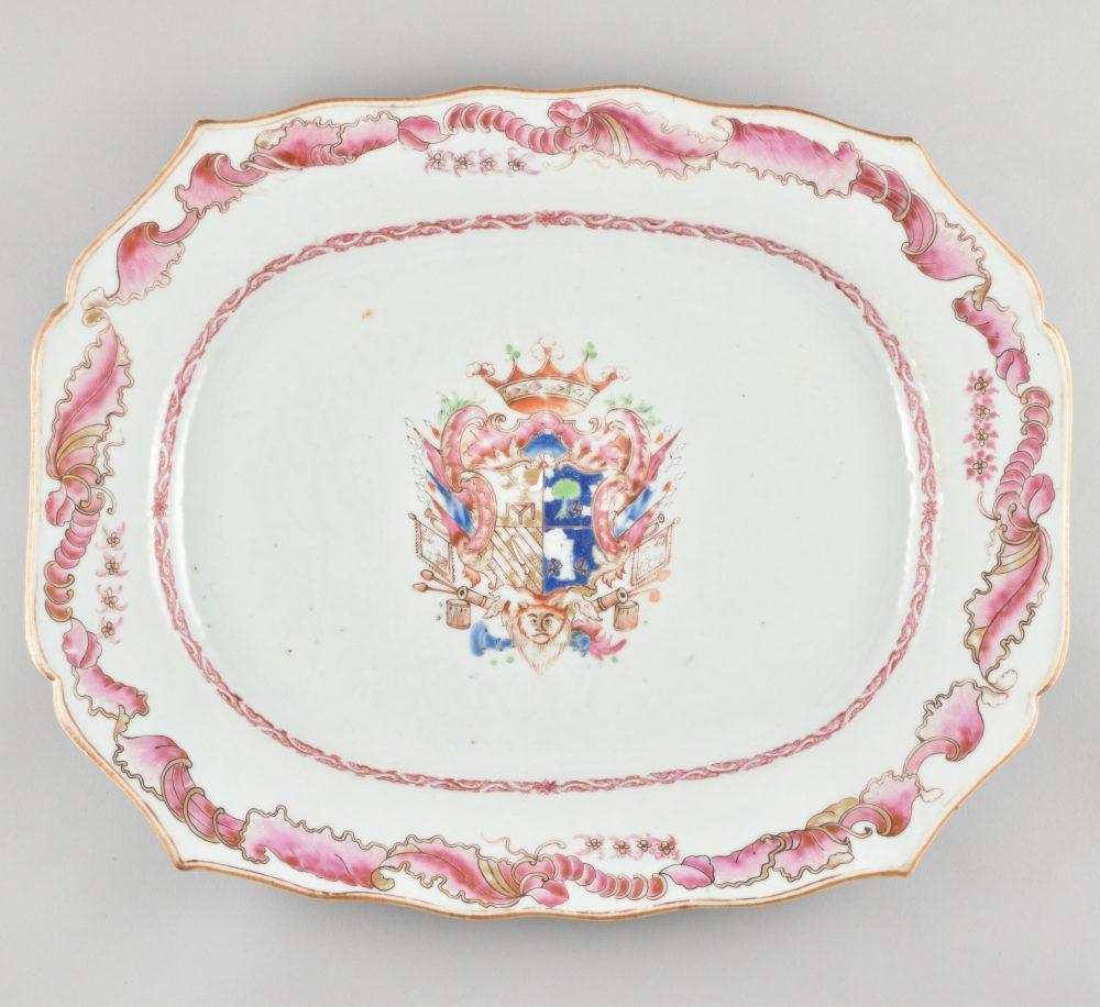 Porcelaine qianlong (1735-1795), ca. 1769, Chine