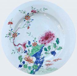 Porcelaine Qianlong (1735-1795), Chine