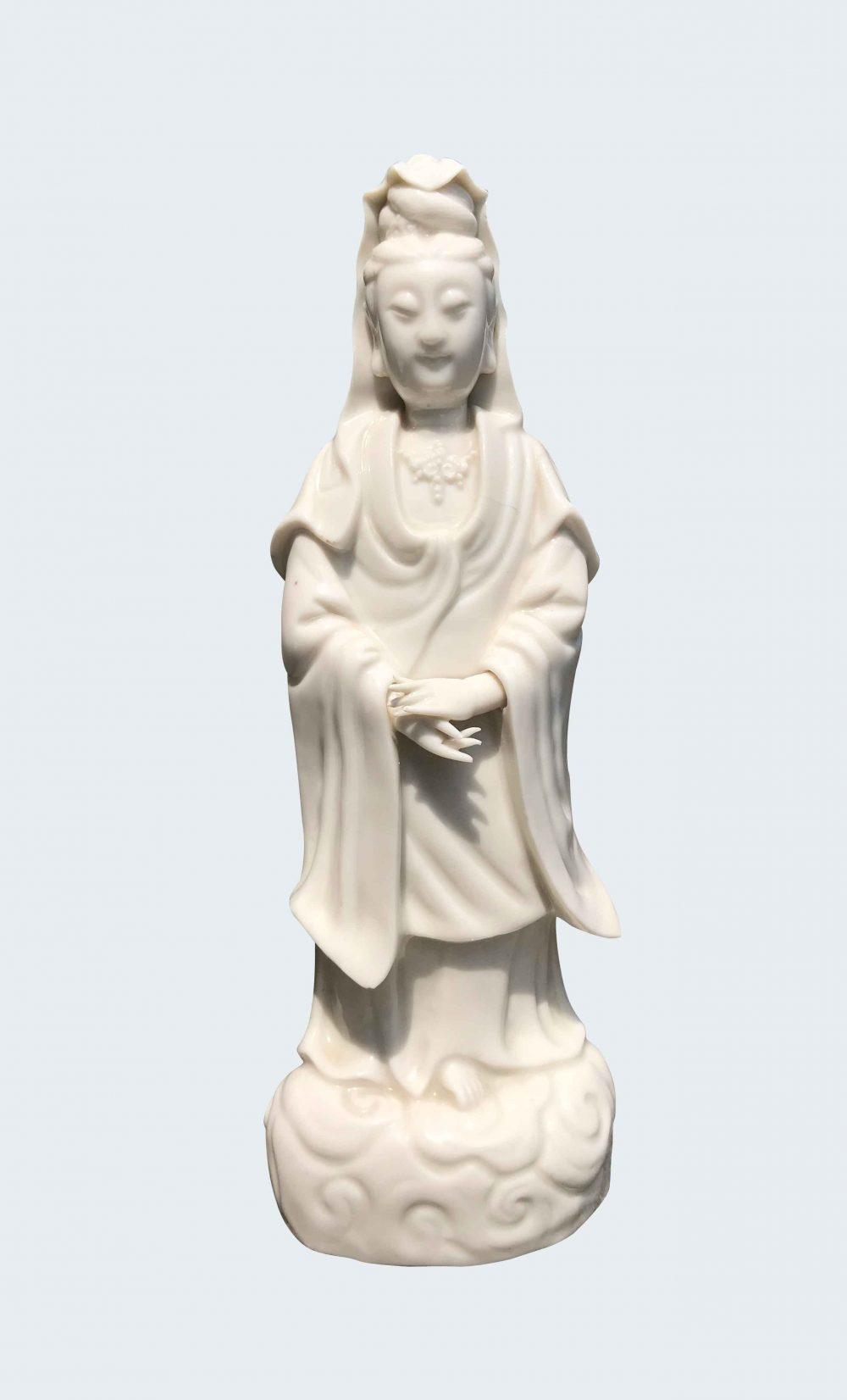 Porcelaine Kangxi (1662-1722), China, Dehua (Fujian)