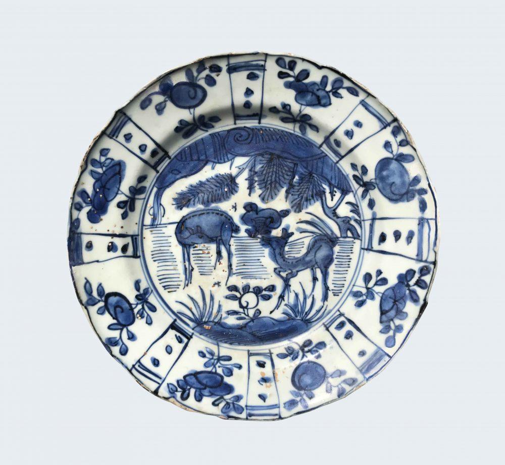 Porcelain Dynastie Ming  (1368-1644), reigne de Wanli (1573-1619), Chine