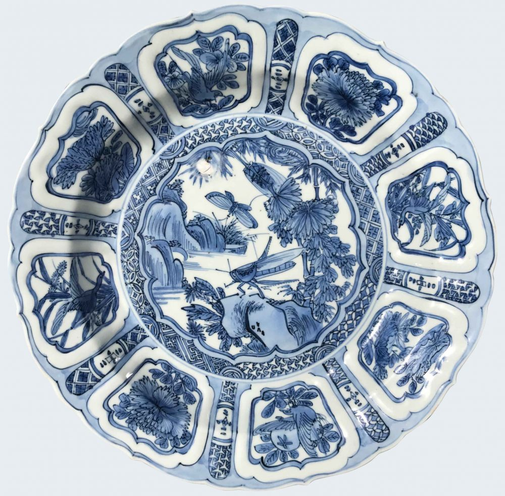 Porcelaine Ming (1368-1644), Wanli (1573-1619), Chine