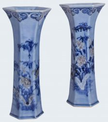 Porcelaine Kangxi (1662-1722), vers 1720, Chine