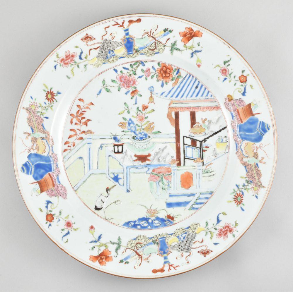 Porcelaine Yongzheng (1723-1735), circa 1730, Chine