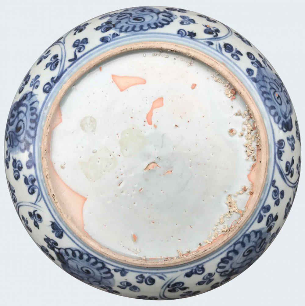 Porcelaine Dynastie Ming - fin du 15e siècle (reigne de Hongzhi 1488–1505), Chine