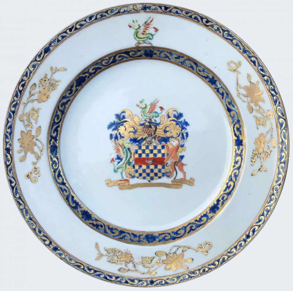 Porcelain Qianlong (1735-1795), ca. 1735/40, Chine
