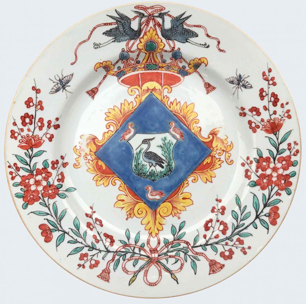 Porcelaine Yongzheng (1723-1735), circa 1725, Chine