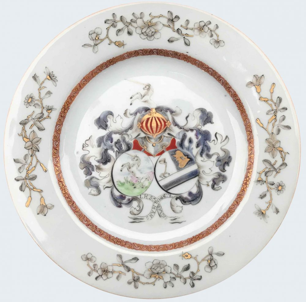 Porcelaine Qianlong (1736-1795), circa 1743-45, Chine