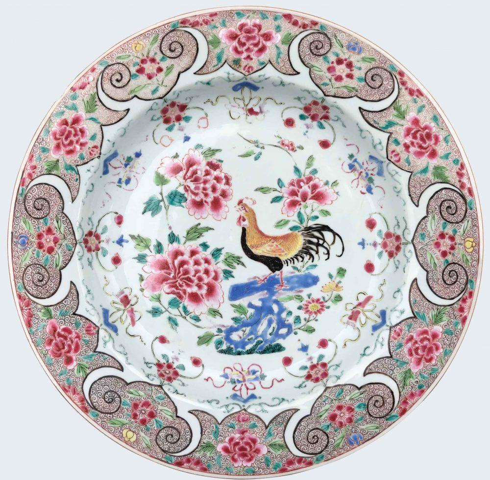 Porcelaine Yongzheng (1723-1735), circa 1730/40, Chine