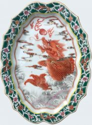 Famille rose Porcelaine Late Qianlong (1736-1795), circa 1780, Chine