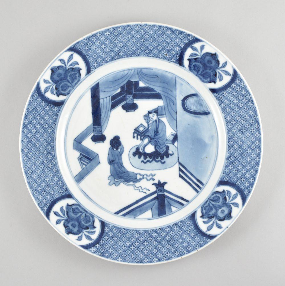 Porcelaine 18eme siècle, Chine