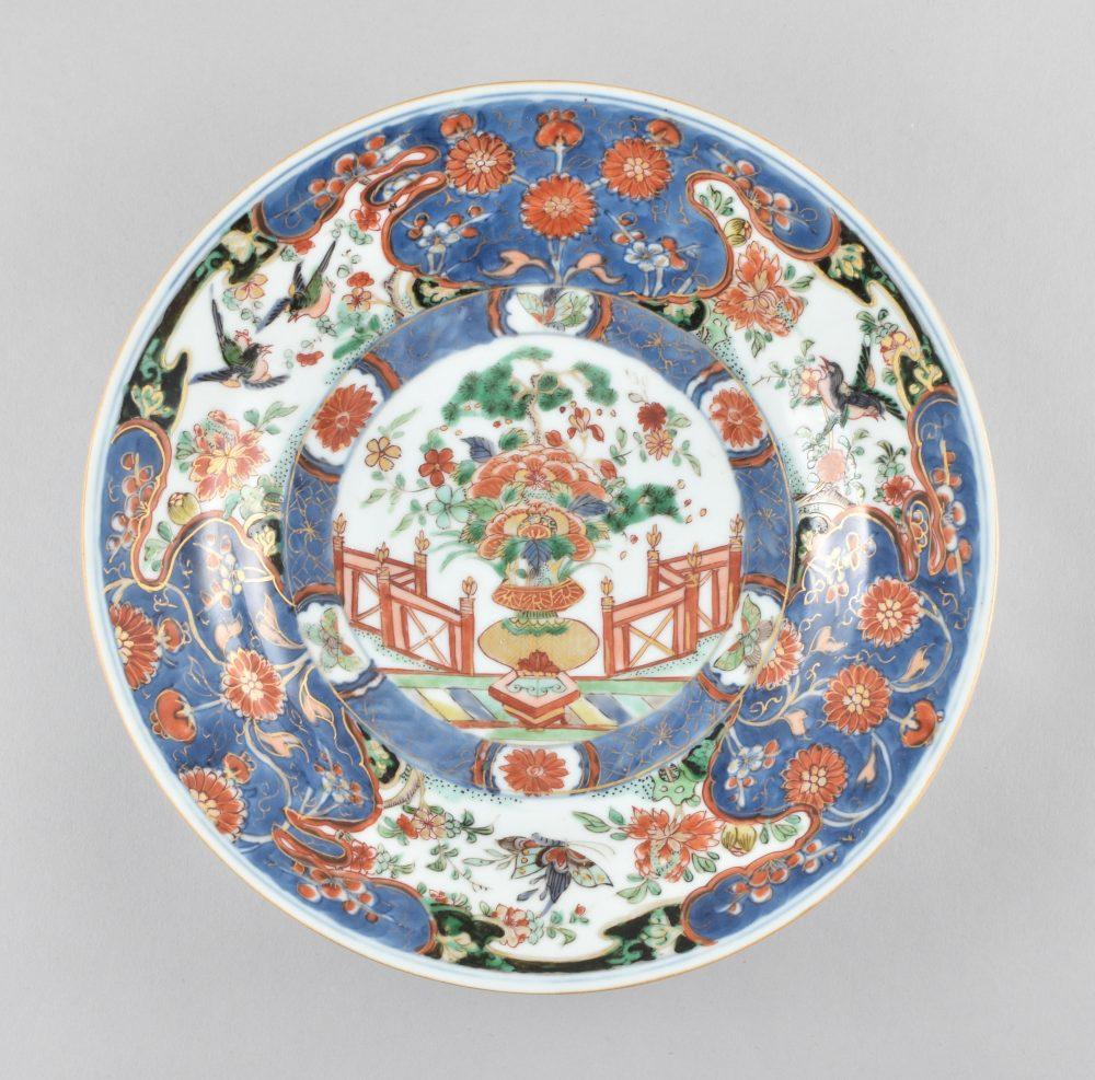Porcelaine Kangxi (1662-1722), ca. 1715/1725, Chine