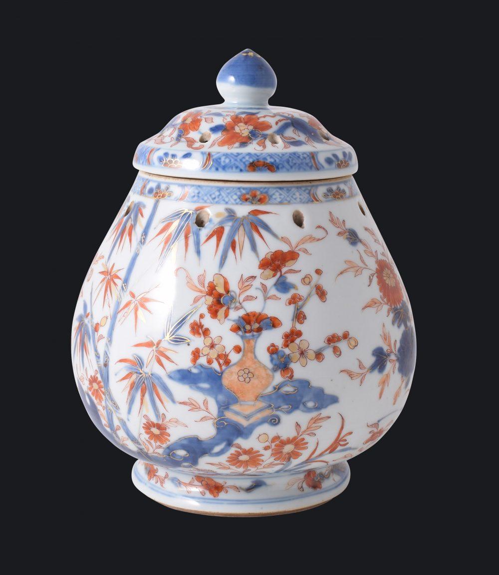 Porcelaine Epoque Yongzheng (1723-1735) ou Epoque Qianlong (1735-1795), ca. 1725/1750, Chine