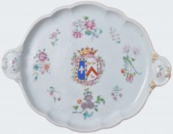Porcelaine Qianlong (1735-1795), ca. 1765, Chine