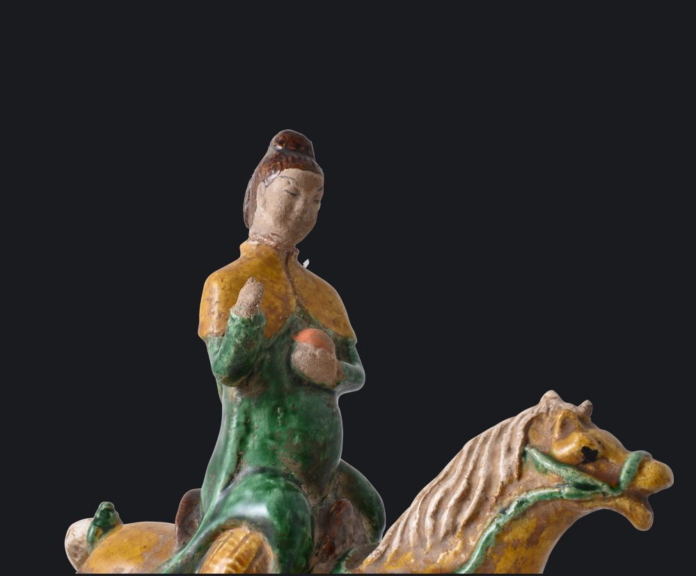 Terre cuit Ming dynasty (1368–1644), Chine