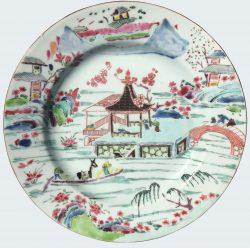 Famille rose Porcelaine Yongzheng (1723-1735), China