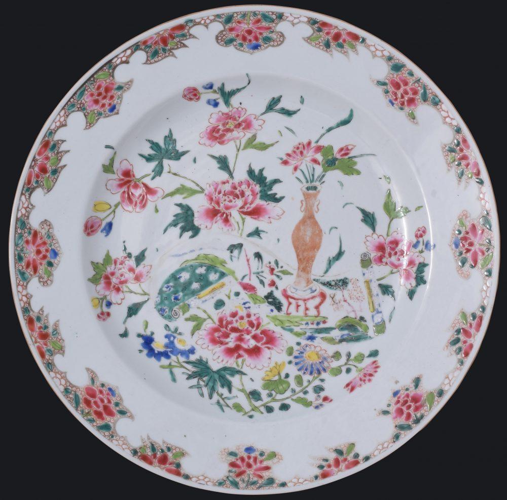 Porcelaine Qianlong (1735-1795), circa 1740, Chine