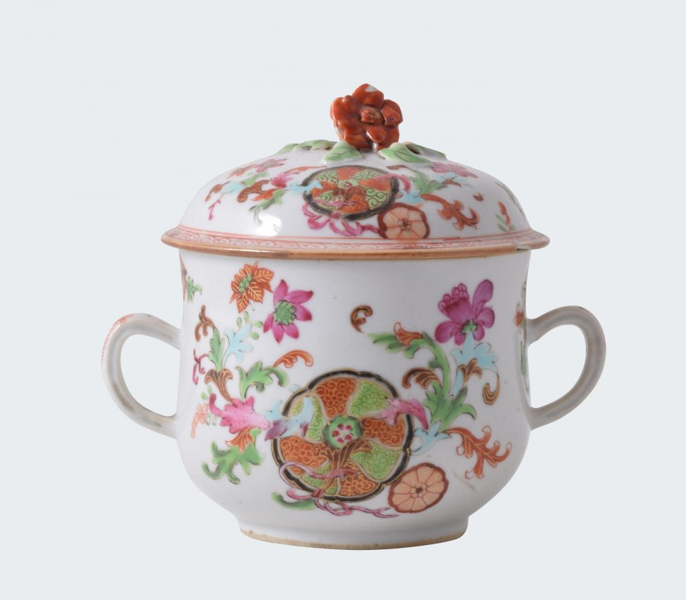 Porcelaine Qianlong (1735-1795), circa 1765, Chine