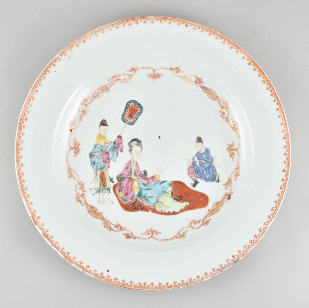 Porcelaine Qianlong (1735-1795), circa 1770, Chine