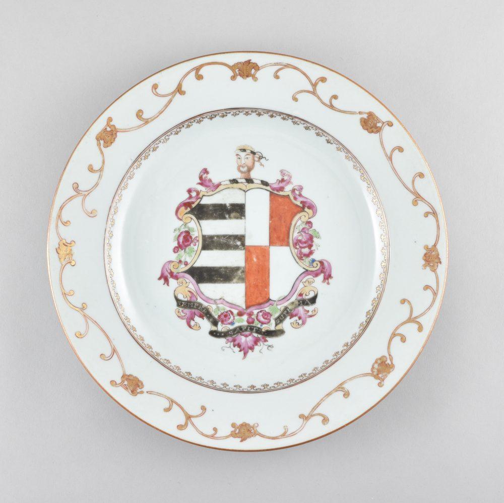 Porcelaine Qianlong (1736-1795), ca. 1752, Chine