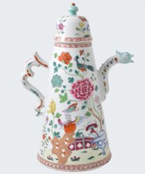 Porcelaine Qianlong period (1736-1795), Chine