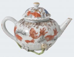 Famille rose Porcelaine Yongzheng (1723-1735), ca. 1735, Chine