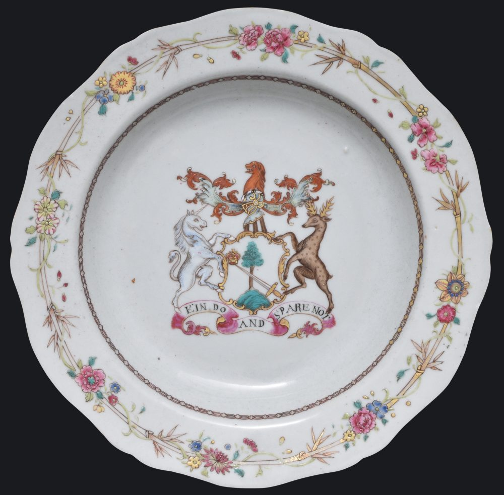 Porcelaine Qianlong (1735-1795), ca. 1760, Chine