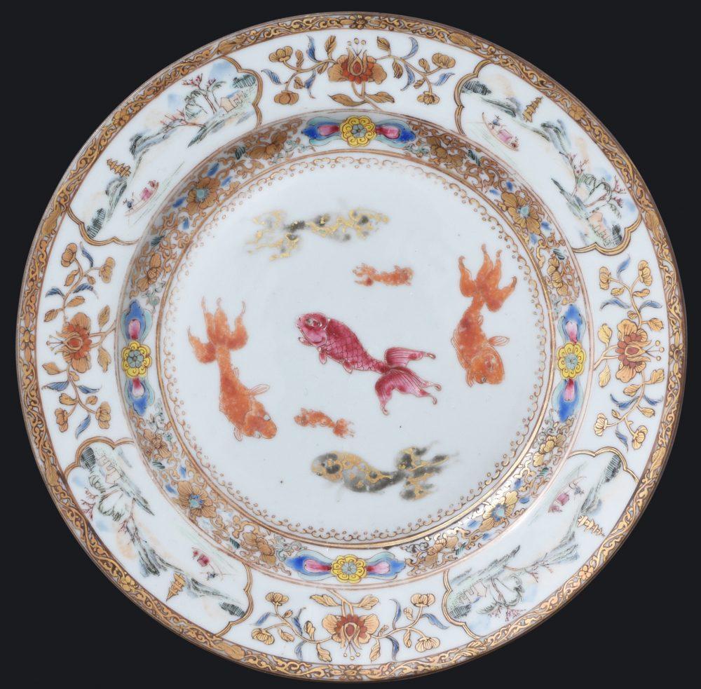 Porcelaine Yongzheng (1723-1735), ca. 1730, Chine