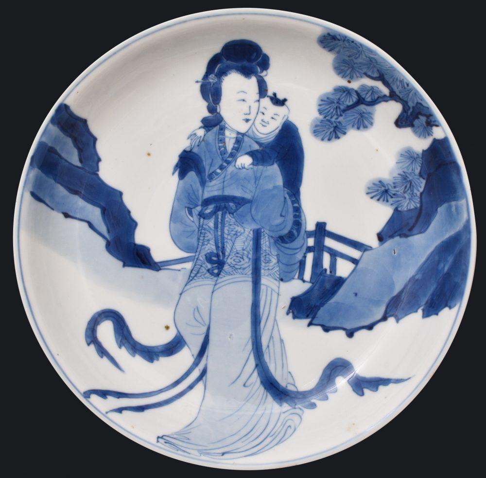 Porcelaine Kangxi (1662-1722), circa 1700, Chine