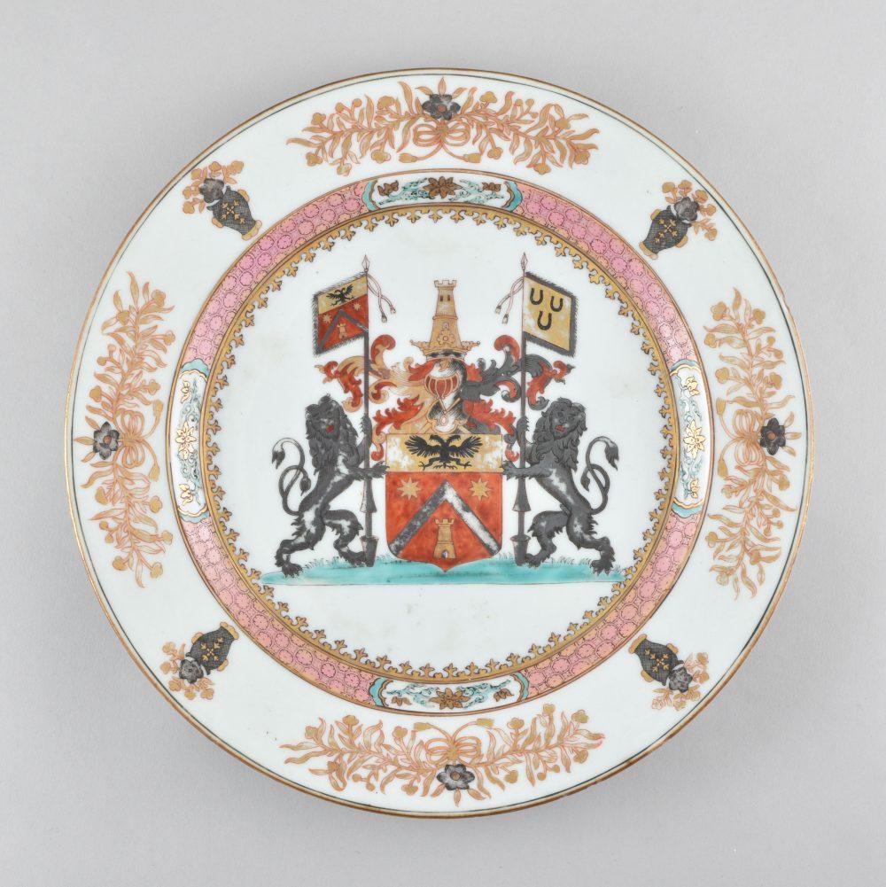 Porcelaine Yongzheng (1723-1735), ca. 1734, Chine