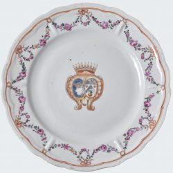 Porcelaine Qianlong (1735-1795), ca. 1770, Chine