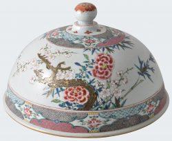 Famille rose Porcelaine Yongzheng (1723-1735) / Qianlong (1736-1795), ca. 1730/1745, Chine