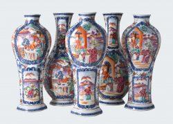 Porcelaine Qianlong (1735-1795), ca. 1750, Chine