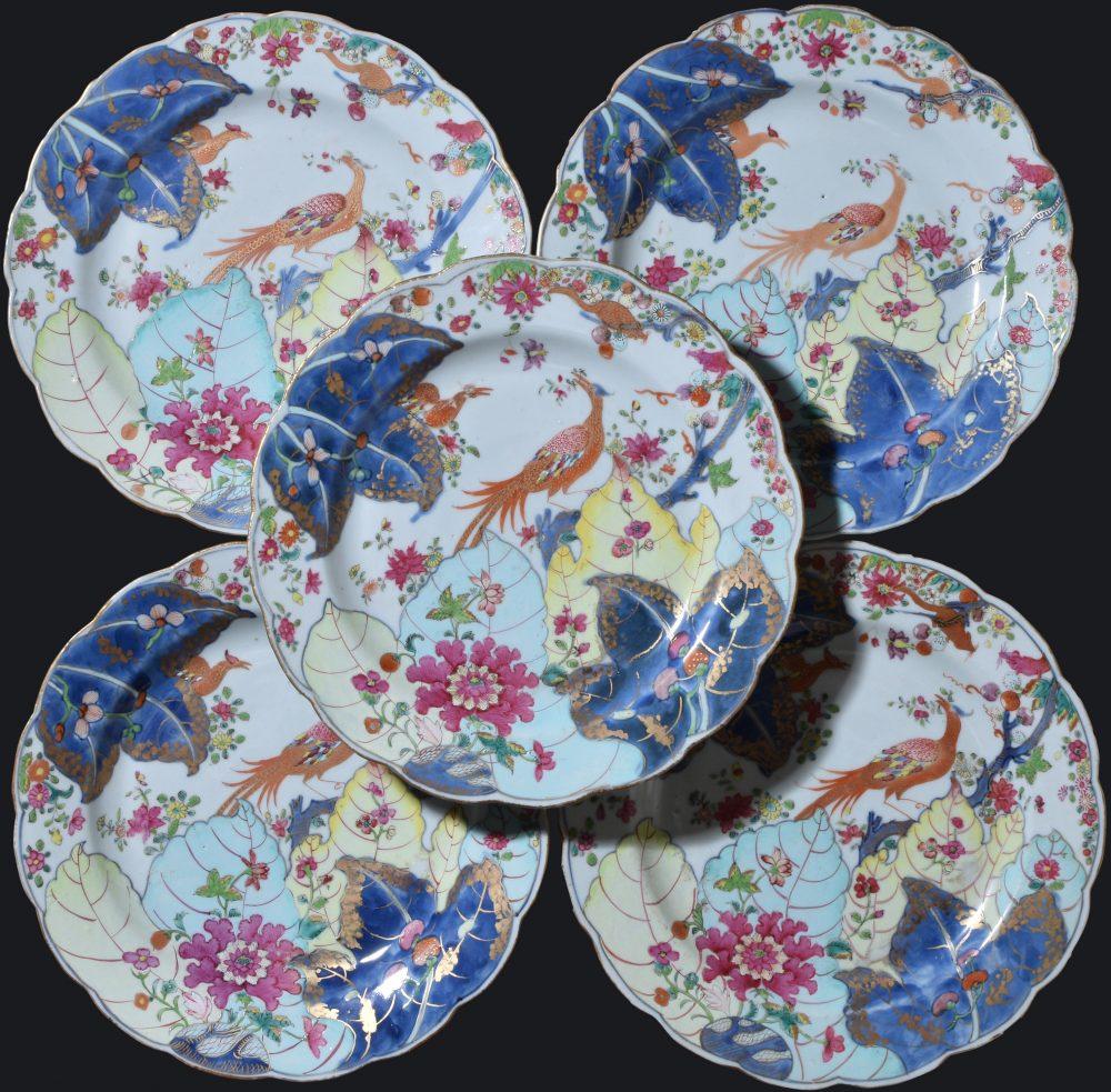 Porcelain Qianlong (1735-1795), circa 1775, Chine