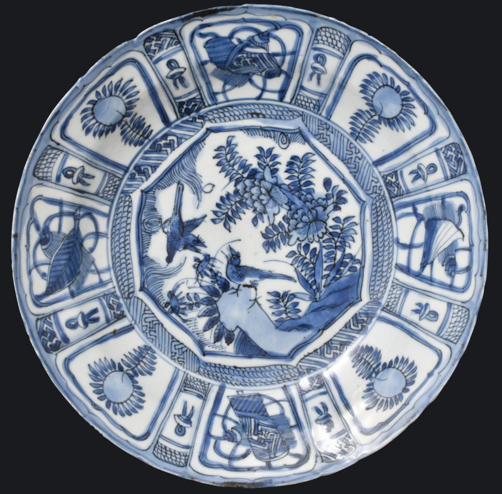 Porcelaine Ming dynasty (1368–1644), Epoque Wanli, ca. 1573-1620, Chine
