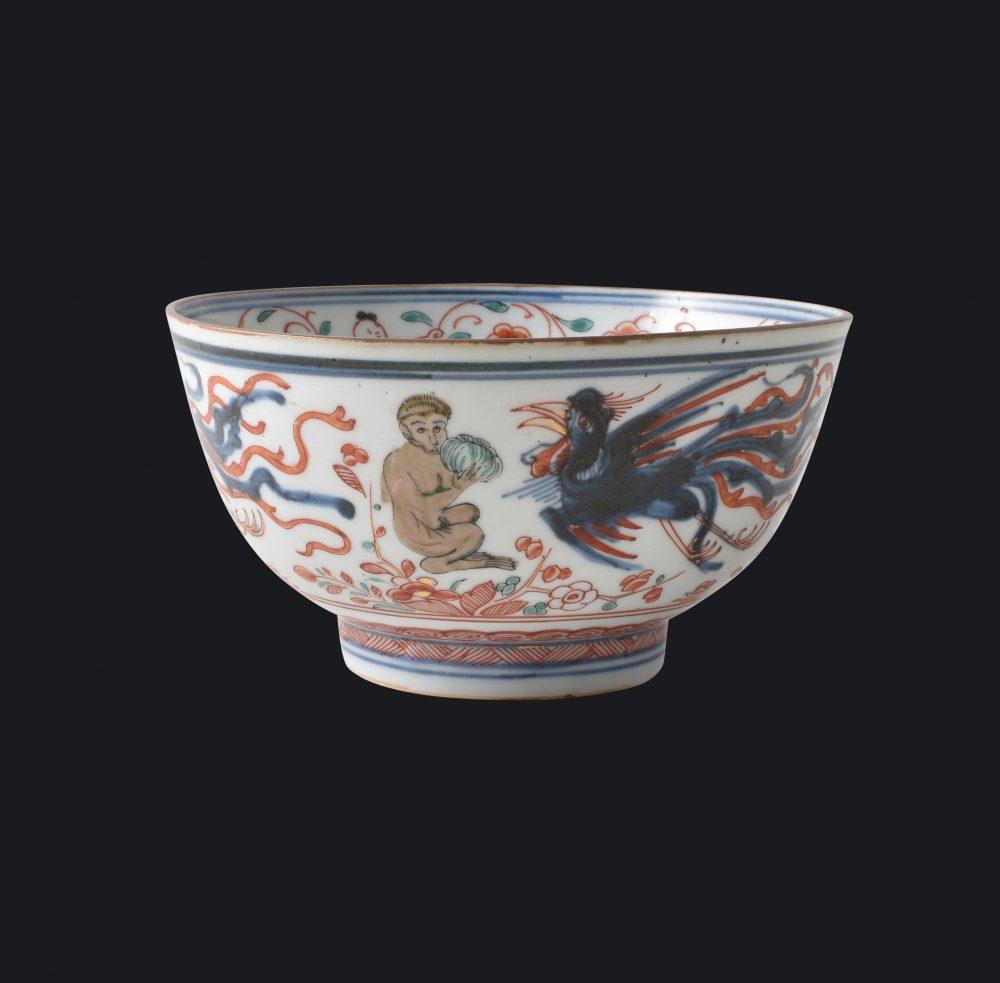 Porcelaine Kangxi (1662-1722), ca. 1710-1730, Chine
