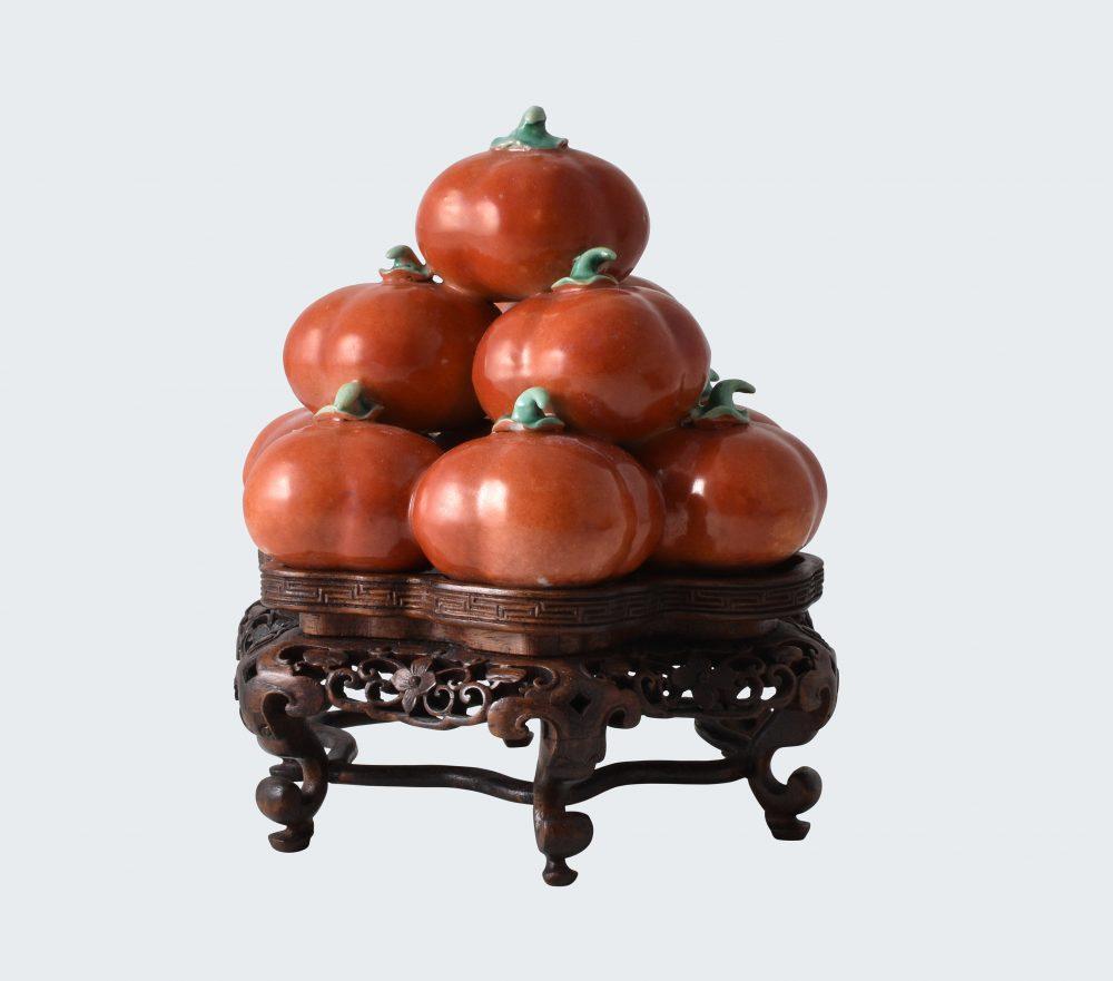 Porcelaine Fin du 18eme siècle, début du 19eme siècle, Chine