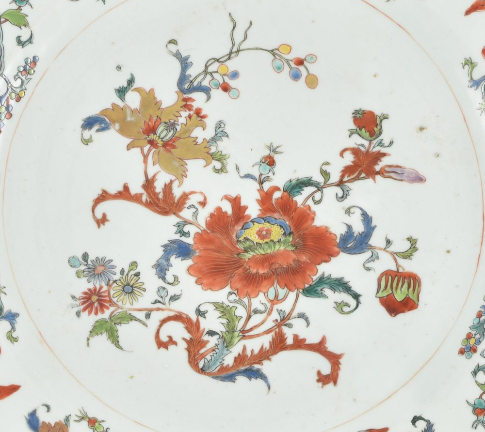 Porcelaine Qianlong (1735-1795), ca. 1745, Chine