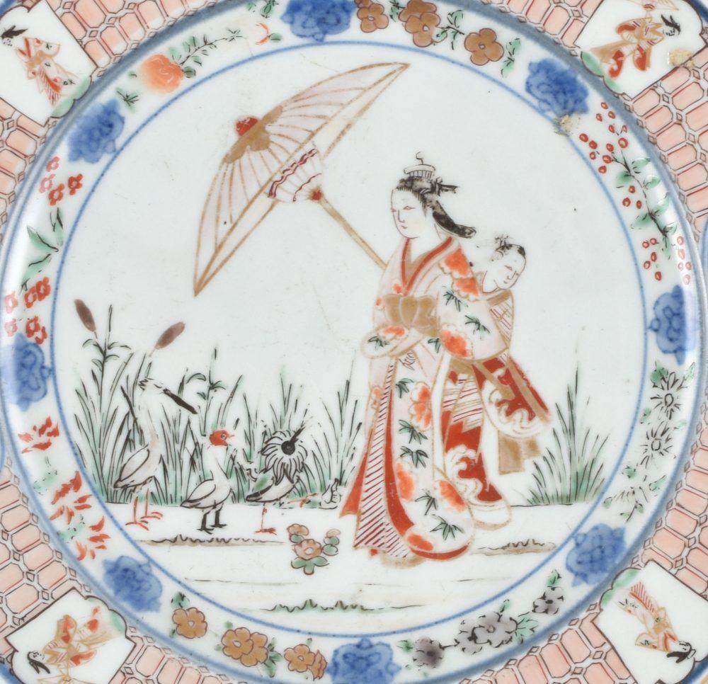 Porcelaine Edo (1603-1868), premiere partie du XVIIIe siècle, Japon (Arita)