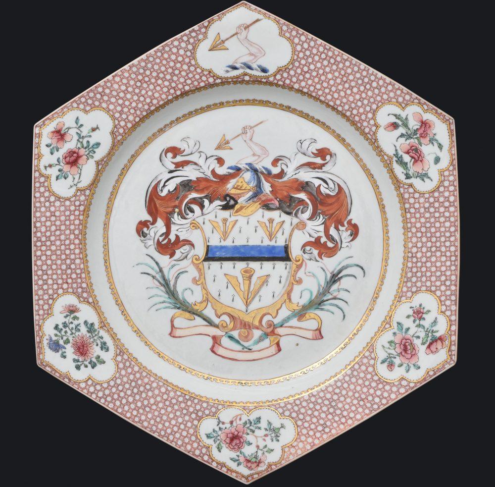 Porcelaine Yongzheng period (1723-1735), ca. 1735, Chine