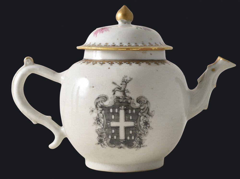 Porcelaine Qianlong (1735-1795), ca. 1755, Chine