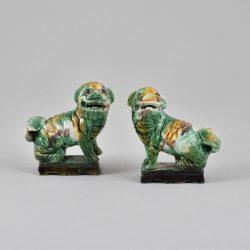 Famille verte Porcelain Kangxi (1662-1722), Chine