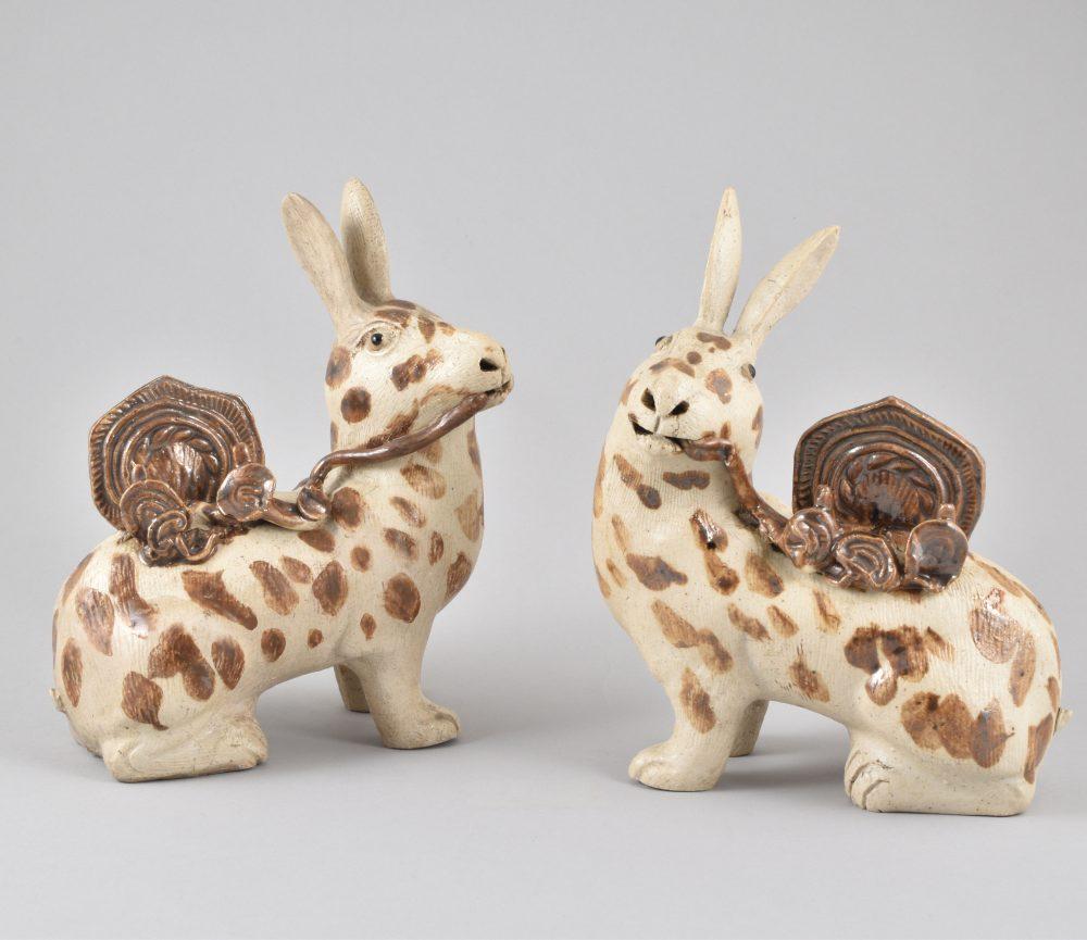 Porcelaine Fin de l'époque Qianlong (1736-1795), Chine