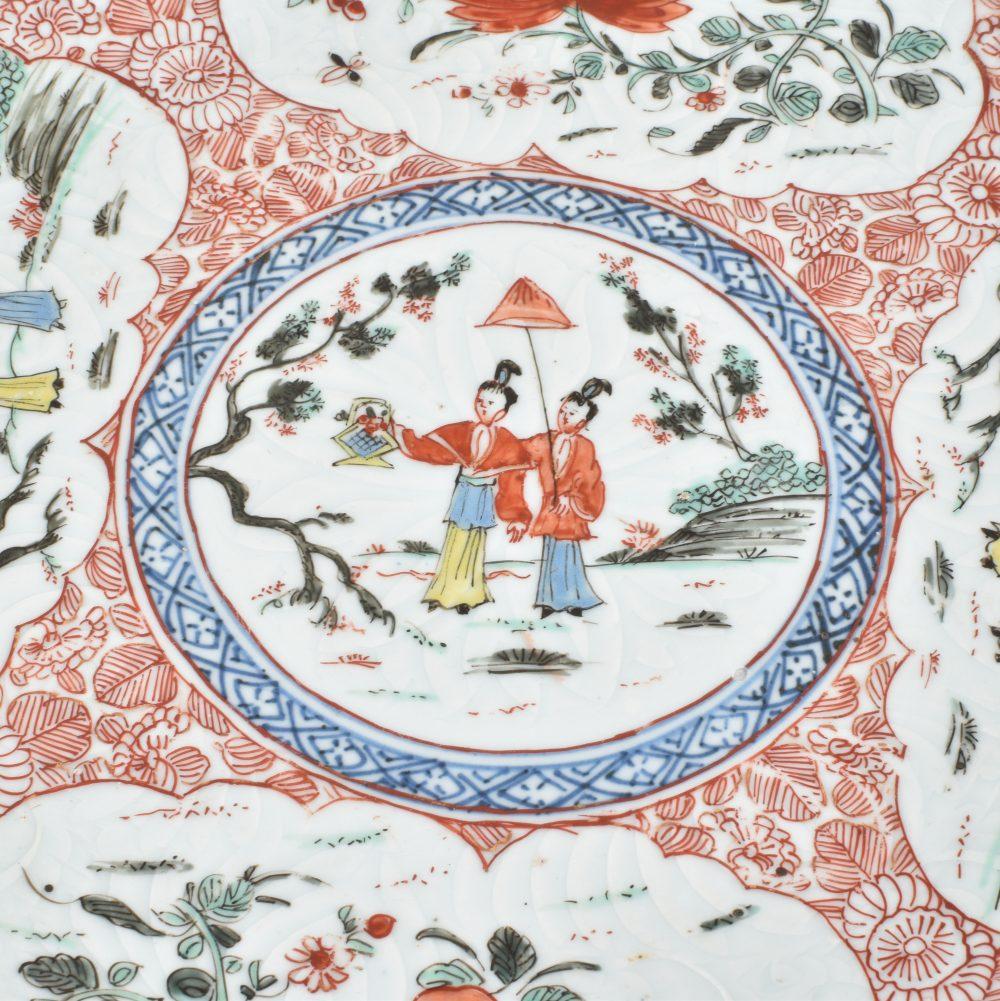 Porcelaine Qianlong (1735-1795), circa 1740/1750, China