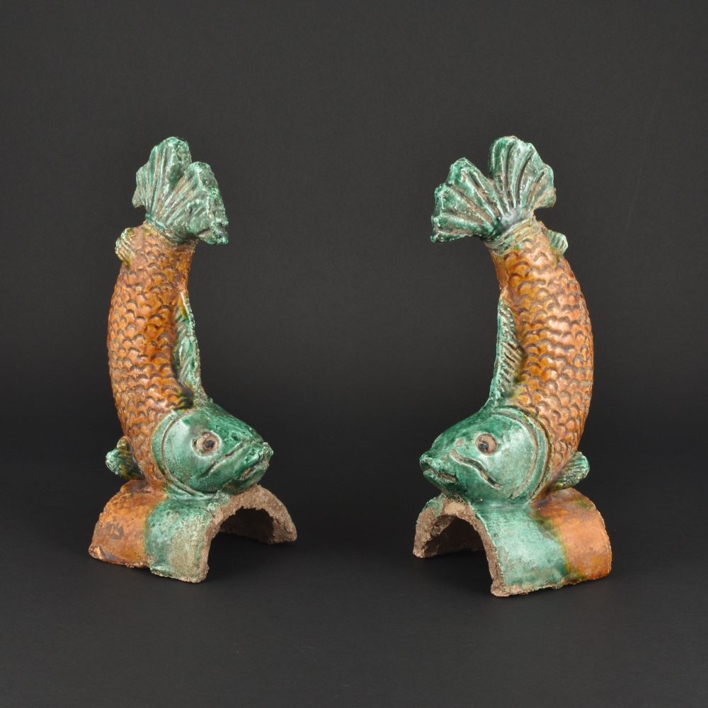Terre cuite Fin de la Dynastie Ming (1368–1644), Chine