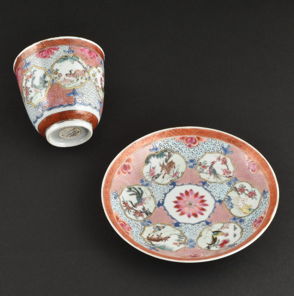 Porcelain Yongzheng (1723-1735) ca. 1735, China