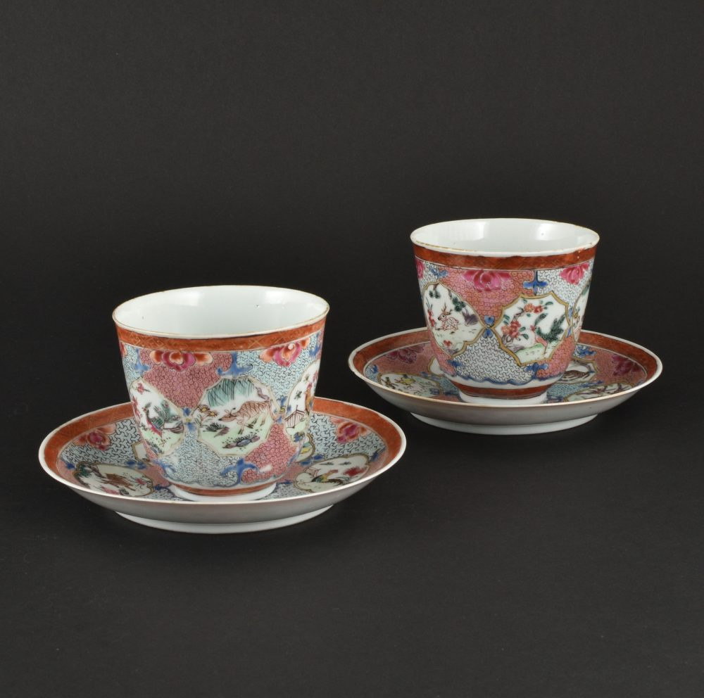 Porcelain Yongzheng (1723-1735) ca. 1735, China