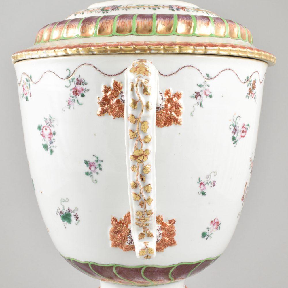 Porcelaine Qianlong (1735-1795), circa 1780/90, China