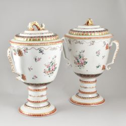 Porcelaine Qianlong (1735-1795), circa 1780/90, China