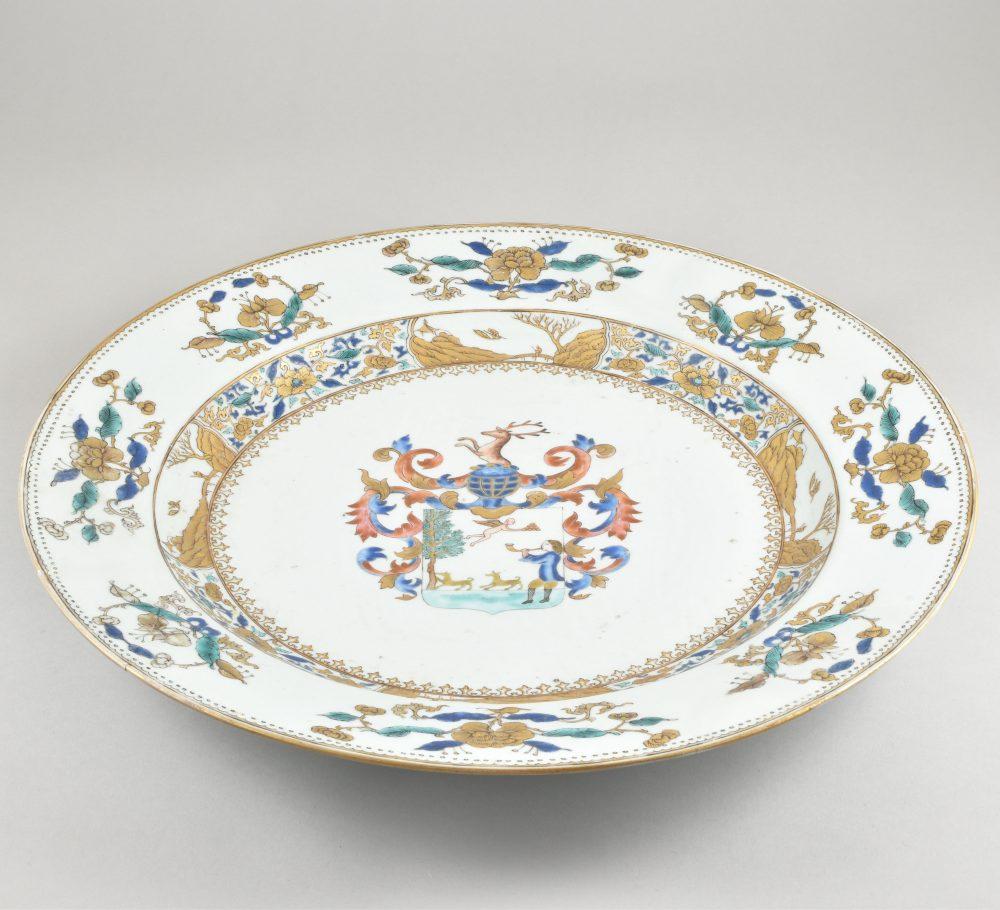 Porcelaine  Yongzheng (1723-1735), ca. 1733, Chine