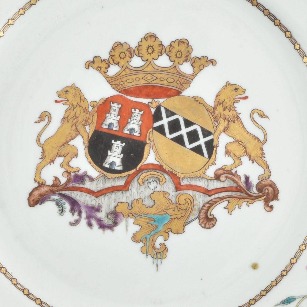 Porcelaine  Qianlong (1736-1795), ca. 1765, Chine